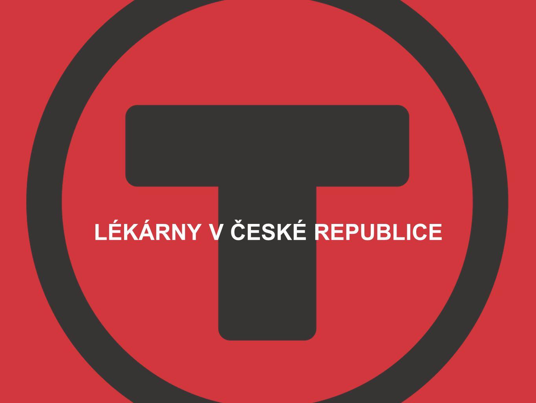 LÉKÁRNY V ČESKÉ REPUBLICE