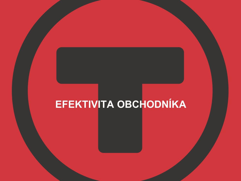 EFEKTIVITA OBCHODNÍKA