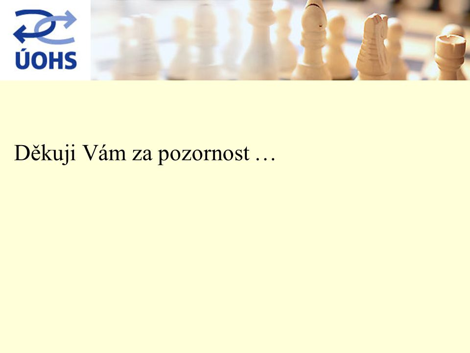 Nový program leniency 25. 10. 2007, Brno Michal Petr Úřad pro ochranu hospodářské soutěže