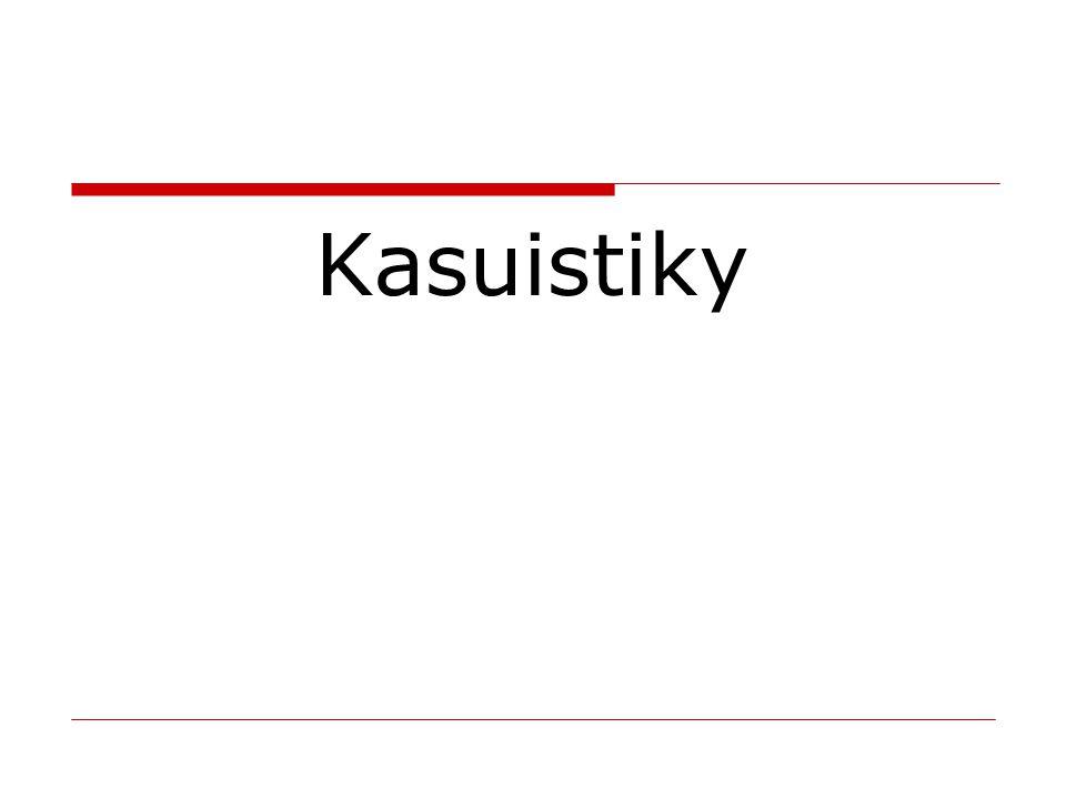 Kasuistiky