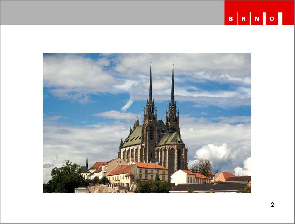 3 Rozhodnutím Zastupitelstva města Brna přistoupilo Statutární město Brno k operačnímu programu Nadnárodní spolupráce Střední Evropa (Central Europe Programme) financovanému z prostředků Evropského fondu regionálního rozvoje – ERDF, k projektu TROLLEY.