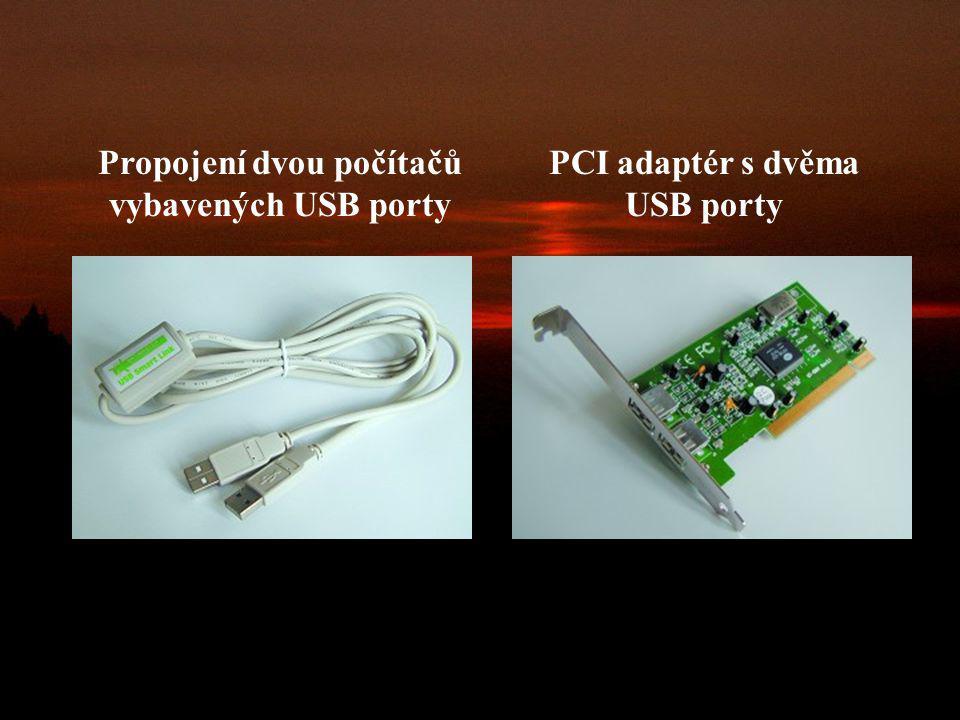 Převodník z USB na paralelní port Paralelní port na USB je běžné délky 1,8 m a je určen zejména k připojení tiskáren. Má nízkou spotřebu, podporuje ob