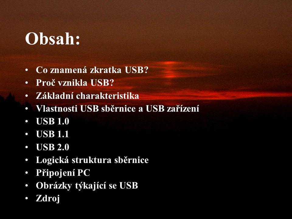 USB porty a jejich využití Kateřina Šuková, 4. I