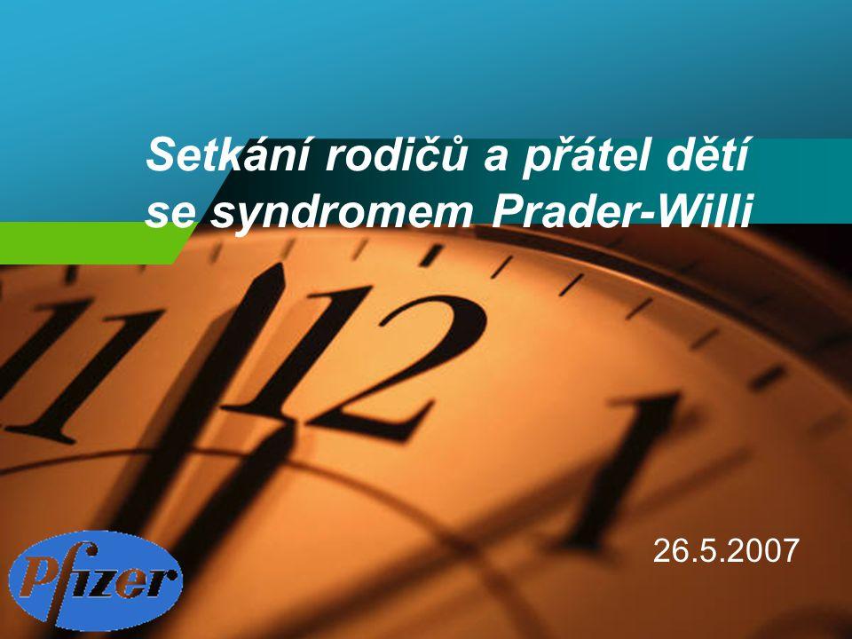 Nové internetové stránky www.prader-willi.cz – Prezentace ze společných setkání Prezentace v rámci jednotlivých setkání, které si budete moci vytisknout nebo se k nim vrátit.