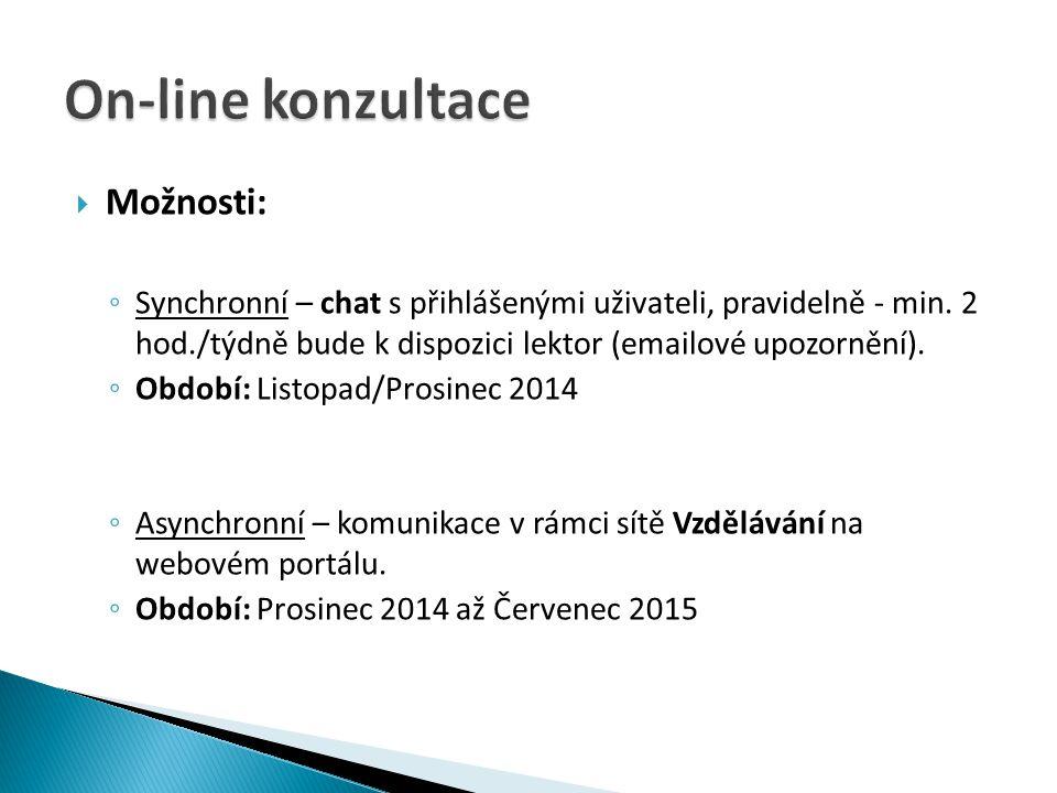  www.vyukastablety.cz  Každý účastník projektu si musí zřídit účet (registrovat se) a účastnit se povinných akcí, které budou vztaženy k jednotlivým klíčovým aktivitám.