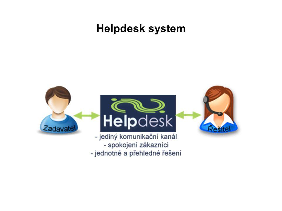 OTRS Tiketový systém helpdesku Sdružení Klfree.net, o.s. http://svr03.klfree.net/otrs/index.pl