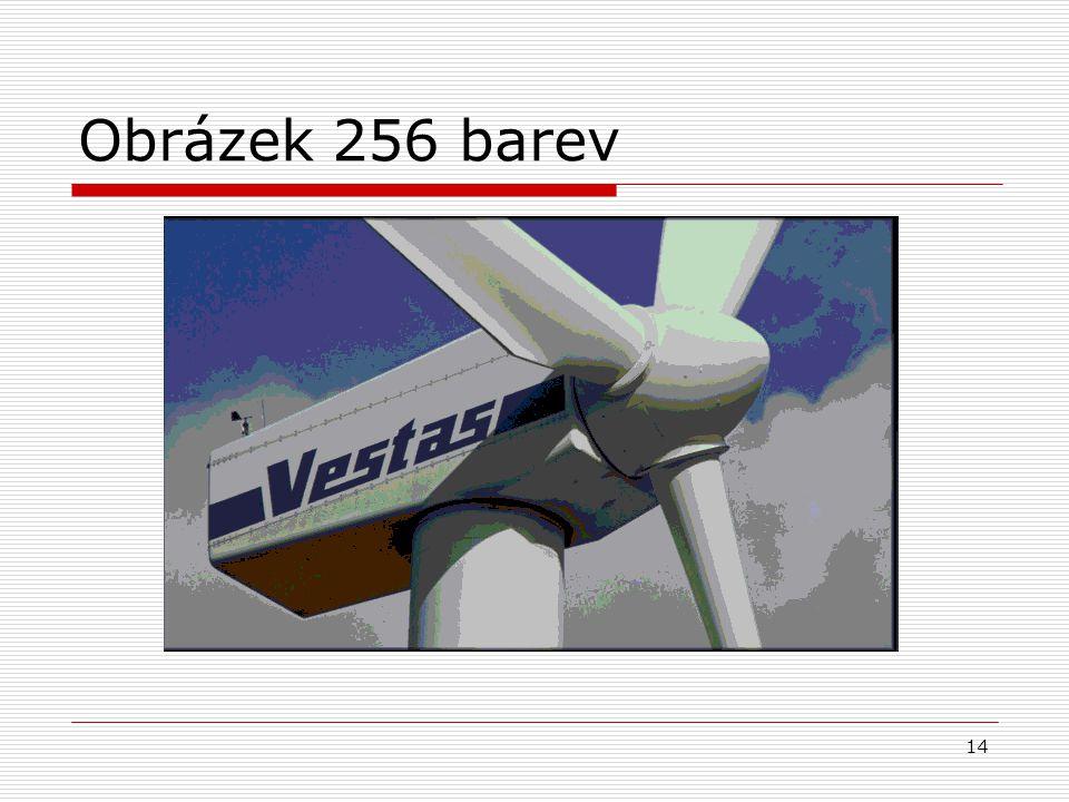 14 Obrázek 256 barev