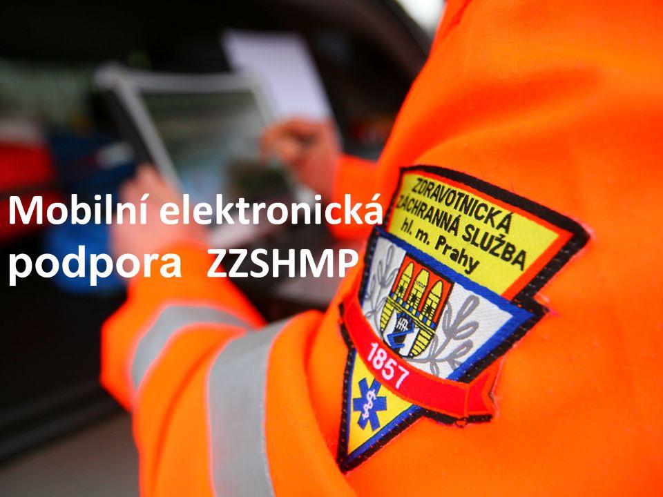 Mobilní elektronická podpora ZZSHMP