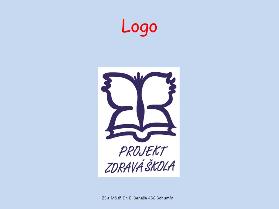 Logo ZŠ a MŠ tř. Dr. E. Beneše 456 Bohumín