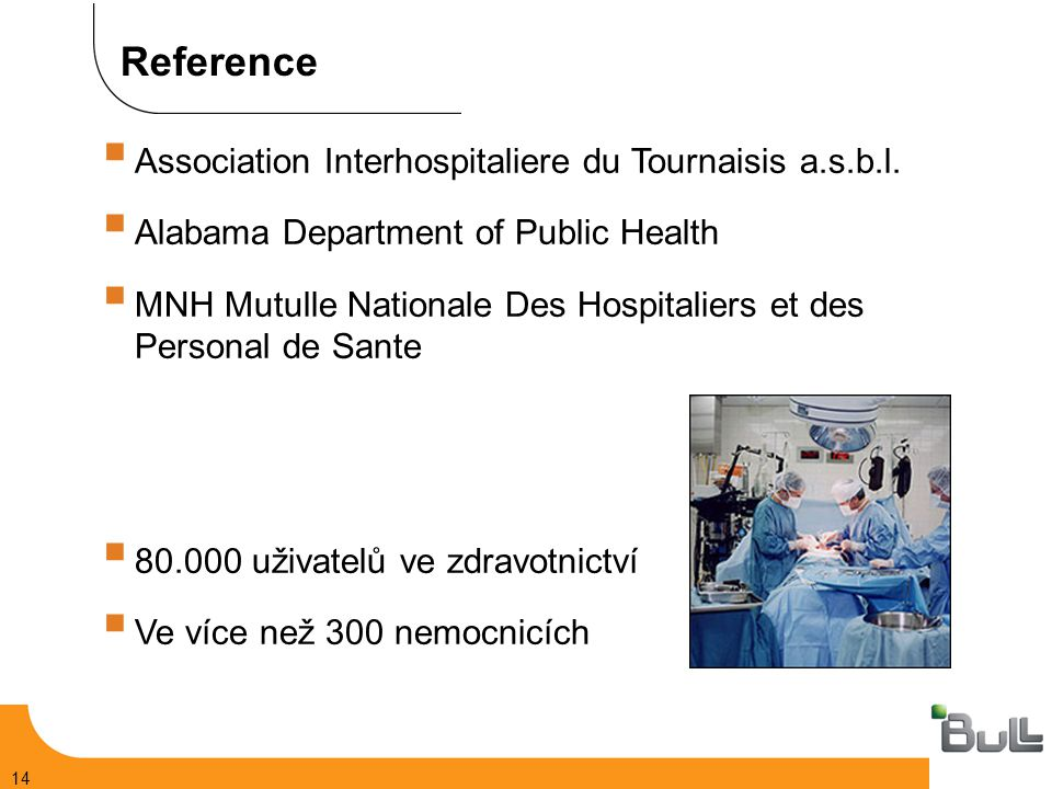 14  Association Interhospitaliere du Tournaisis a.s.b.l.