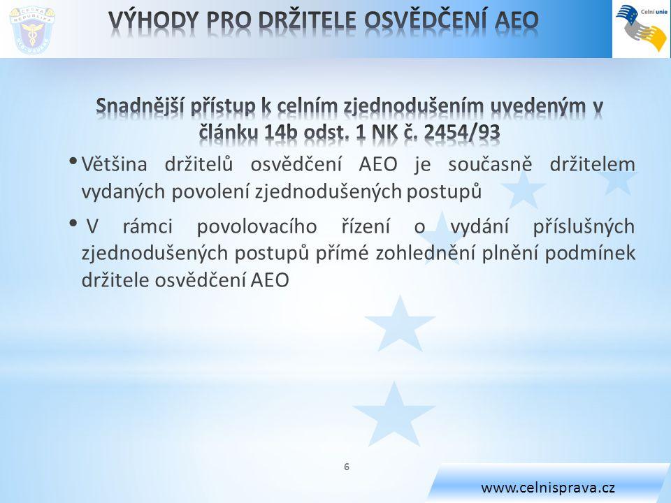 www.celnisprava.cz 6
