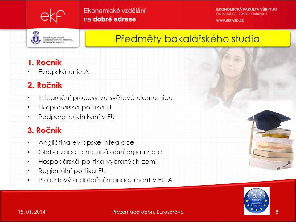 PŘIJĎTE MEZI NÁS WWW stránky katedry www.ekf.vsb.cz/k120 €UR Katedra evropské integrace Facebook katedry www.facebook.com/EUROSPRAVA Někdo má bohatství, někdo má slávu, já můžu mít oboje - studuji €UROSPRÁVU.