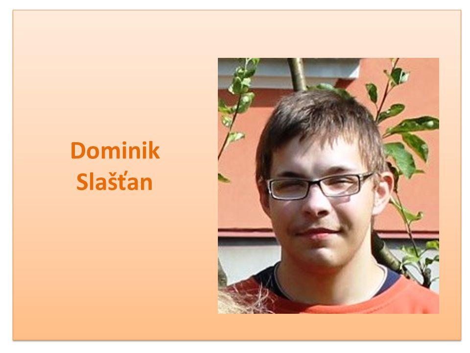 Dominik Slašťan