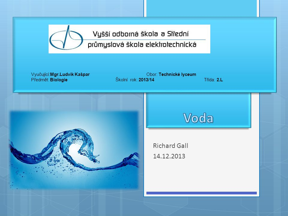 Voda na povrchu země Forma množství (mil.