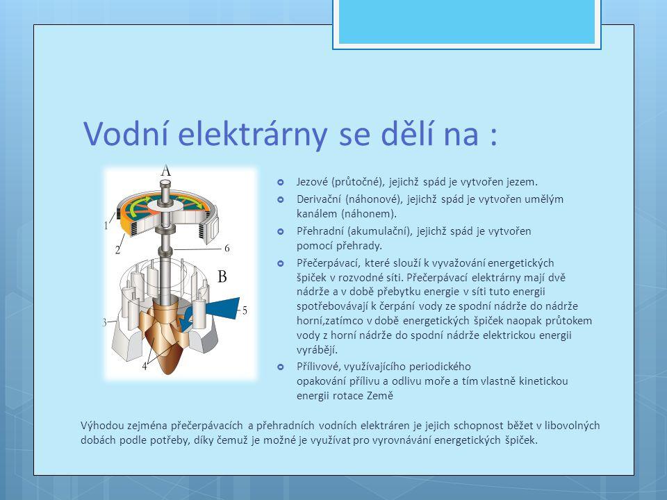 Geotermální energie  Geotermální elektrárny využívají energii zemského jádra, kterou získávají z hlubokých vrtů do nitra Země.