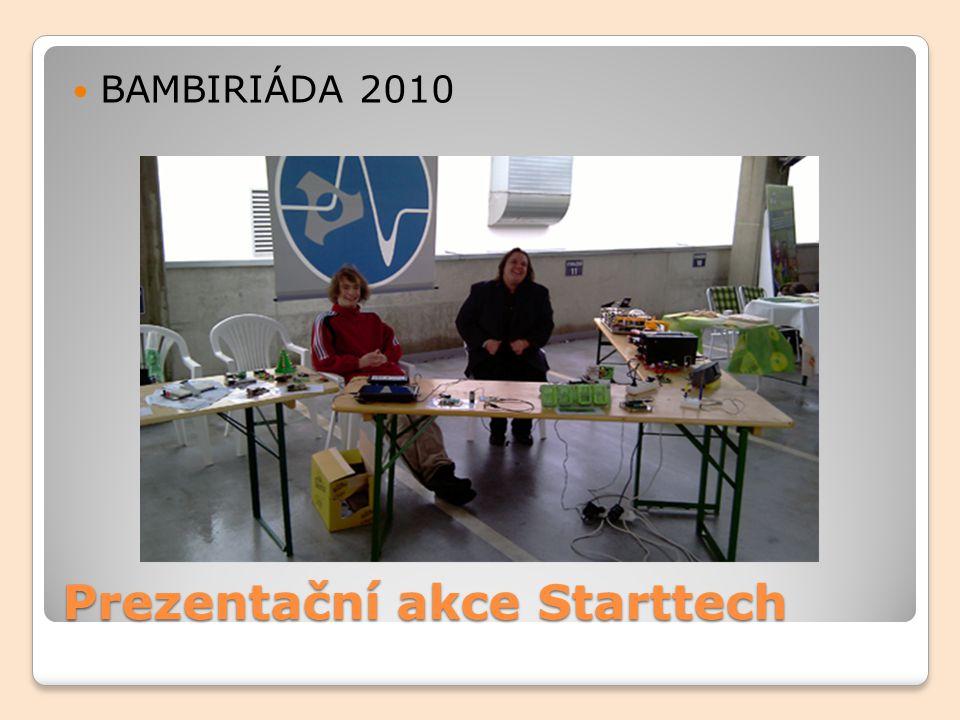 Prezentační akce Starttech BAMBIRIÁDA 2010