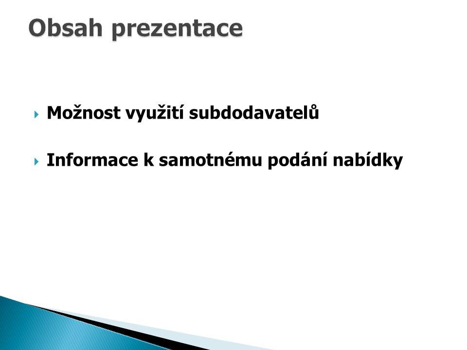  Nabídka pro každou z x částí se podává v 1 originálu a 1 kopii, vždy v českém jazyce  Nabídka musí být zabezpečena proti manipulaci, stránky by měly být očíslovány a jako poslední list bude nabídka obsahovat podepsané prohlášení o počtu stran  Označení obálky: NEOTEVÍRAT!!!