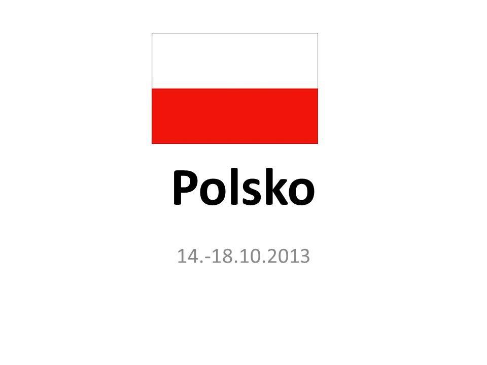 Polsko 14.-18.10.2013