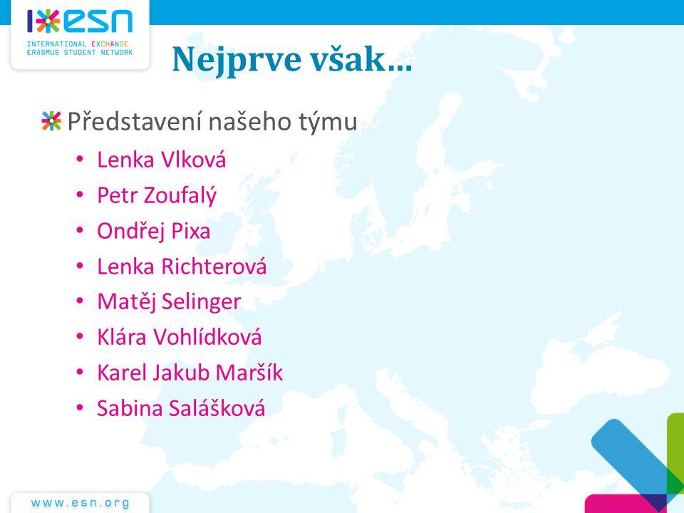 Kontakty ESN Usti: PR@ESN-USTI.CZ PR@ESN-USTI.CZ Human Resources: Ondřej Pixa: hr@esn-usti.czhr@esn-usti.cz