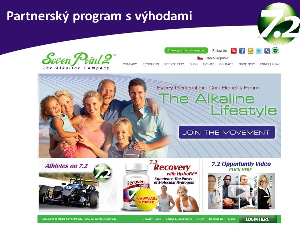 Partnerský program s výhodami