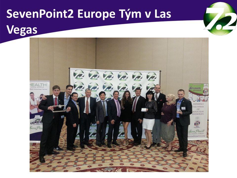 SevenPoint2 Europe Tým v Las Vegas