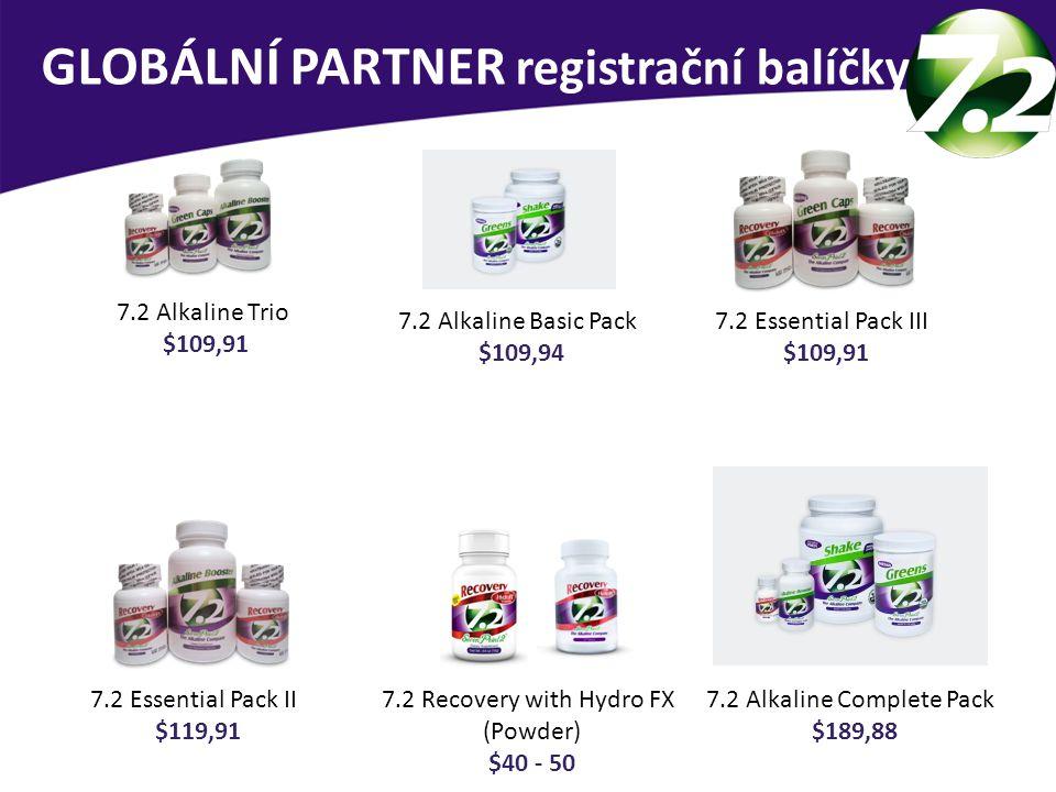 7.2 Alkaline Complete Pack $189,88 7.2 Essential Pack II $119,91 7.2 Alkaline Basic Pack $109,94 7.2 Essential Pack III $109,91 7.2 Alkaline Trio $109