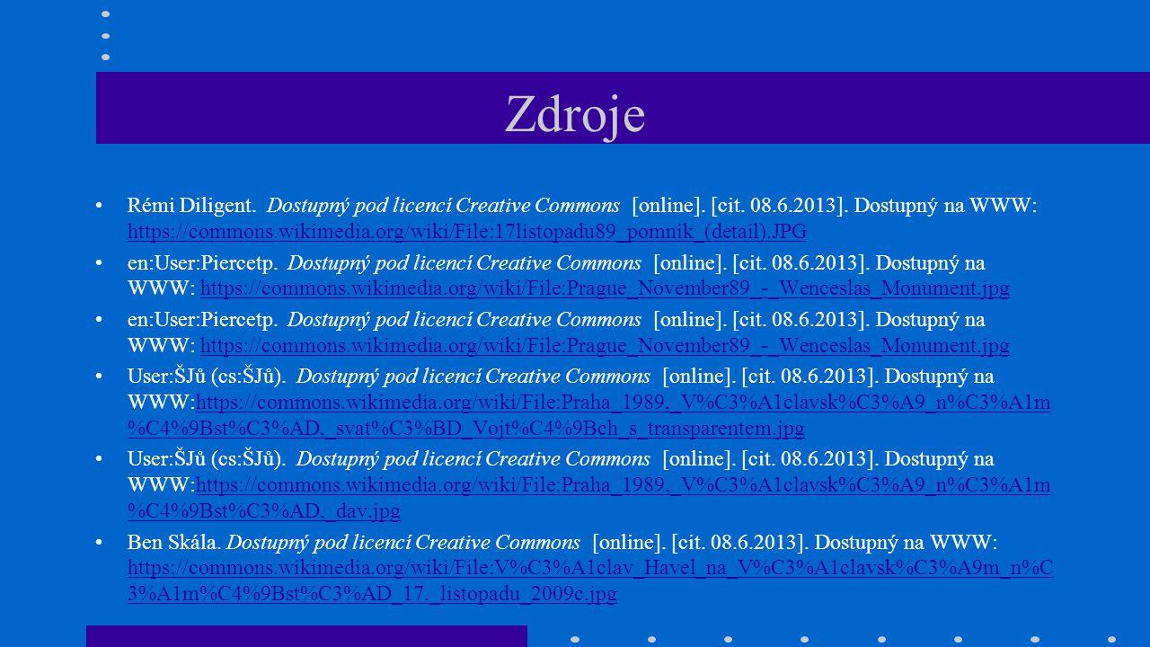 Zdroje Rémi Diligent. Dostupný pod licencí Creative Commons [online]. [cit. 08.6.2013]. Dostupný na WWW: https://commons.wikimedia.org/wiki/File:17lis