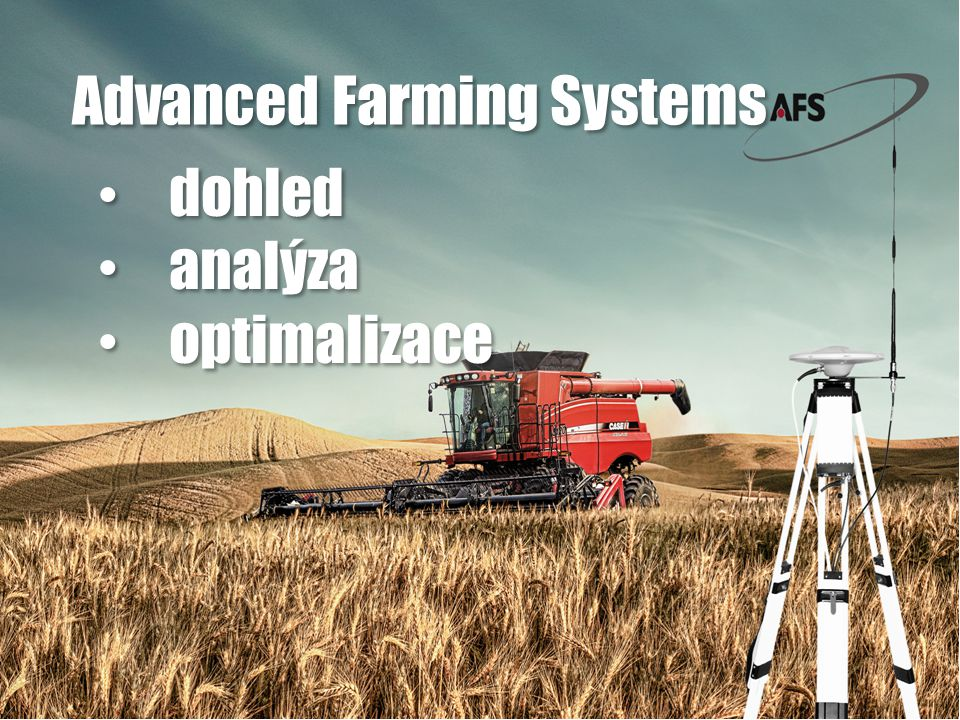 dohled analýza optimalizace dohled analýza optimalizace Advanced Farming Systems