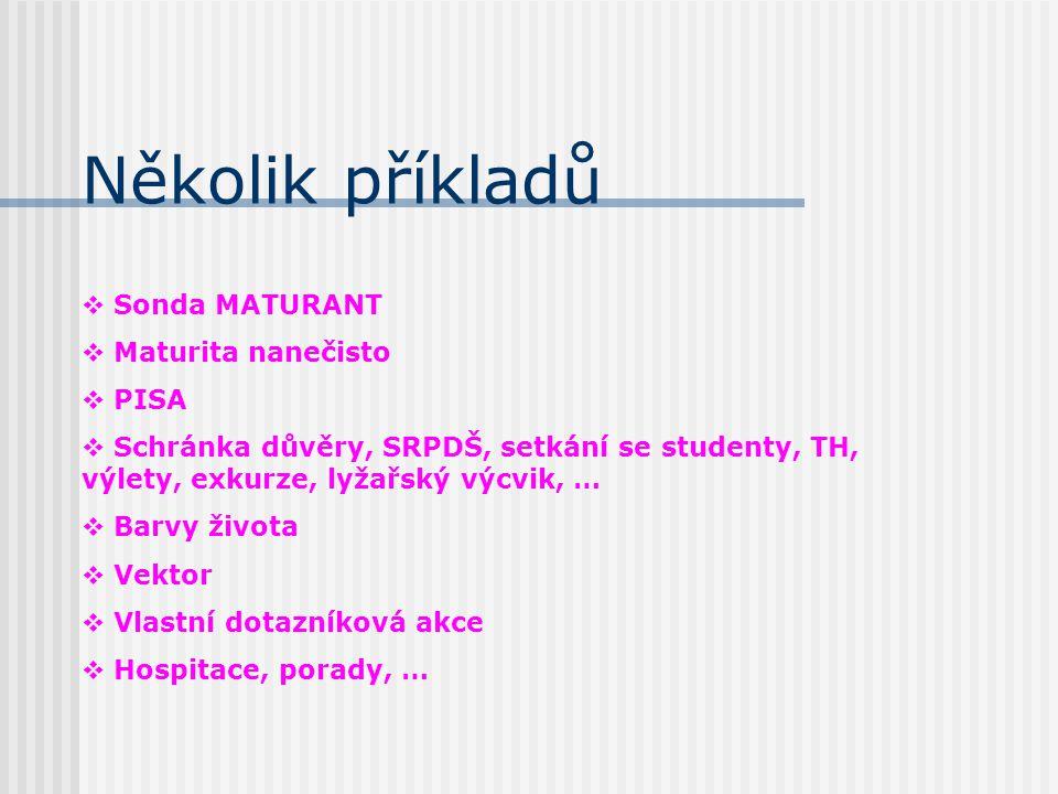 PROGRAM ŠKOLY 64.účelný a moderní informační systém školy 65.