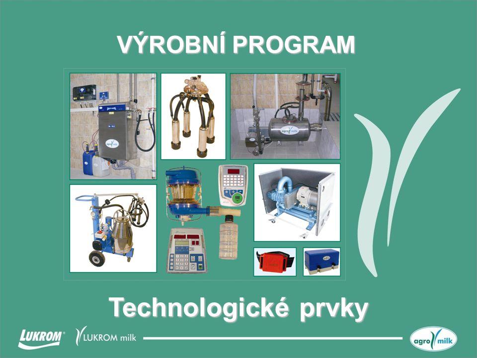 VÝROBNÍ PROGRAM Technologické prvky