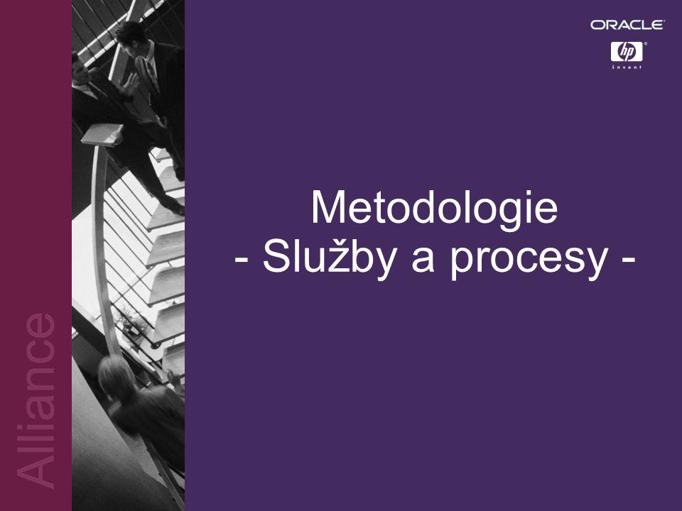 Metodologie - Služby a procesy -