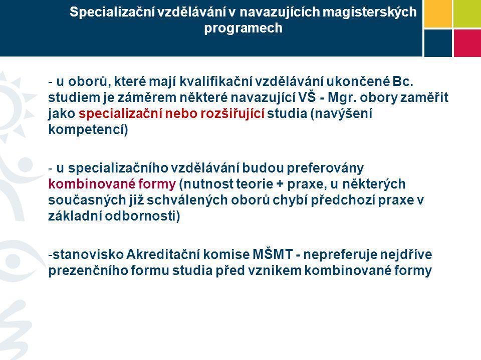 Změny ve vzdělávání §§ 5-42 § 5 - Všeobecná sestra - jen Bc.