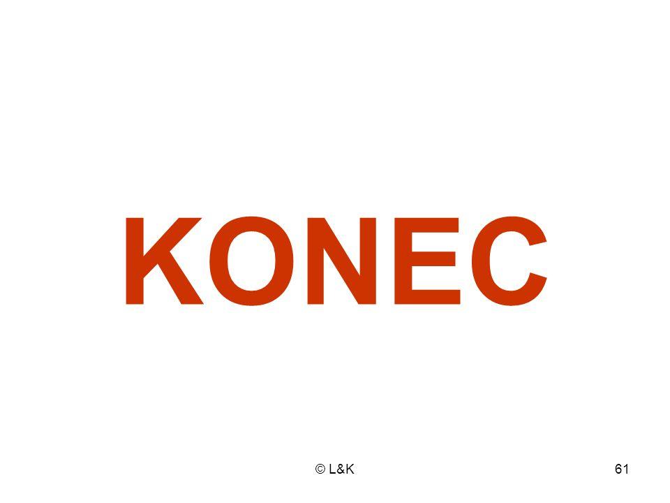 © L&K61 KONEC