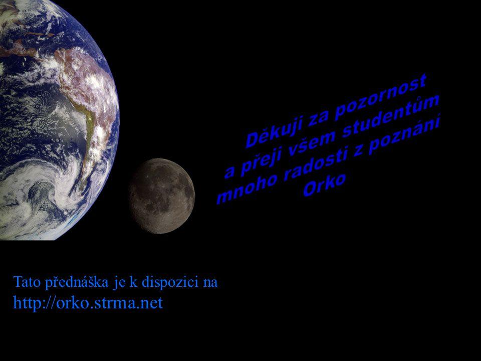 Tato přednáška je k dispozici na http://orko.strma.net