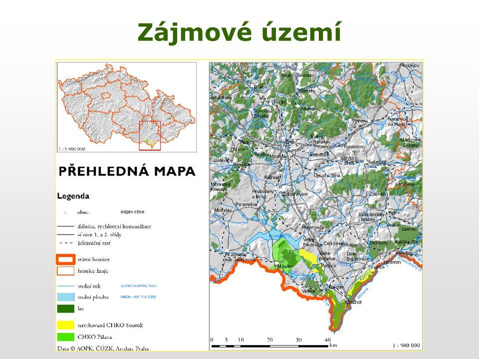 Cíle práce Získání a příprava historických podkladů Vytvoření geodatabáze krajinného krytu Analýza, zhodnocení a vizualizace výsledků Prognóza některých jevů do budoucnosti