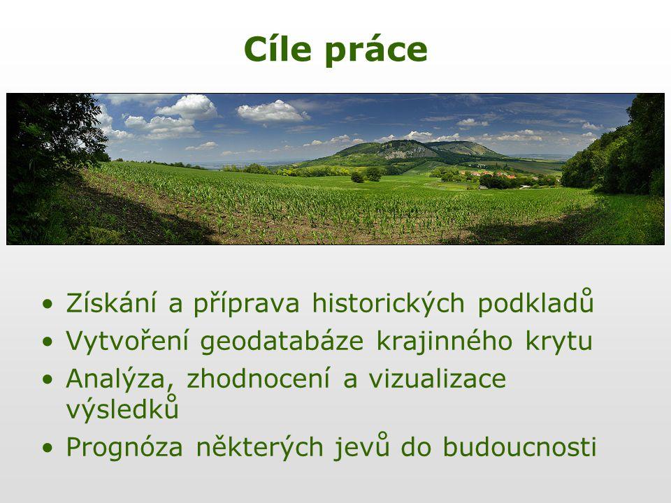 Podrobné srovnání 1938 – 2006 hlavní trendy – CHKO Pálava Obnovení rybníků
