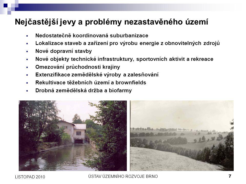 Územně analytické podklady, (SZ, § 26 – 29, Vyhl.č.