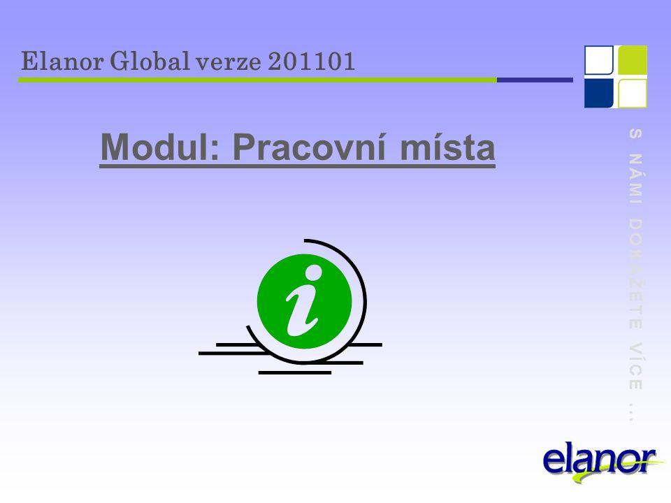 S NÁMI DOKÁŽETE VÍCE... Elanor Global verze 201101 S10ZAOU2 - Záznam o úrazu
