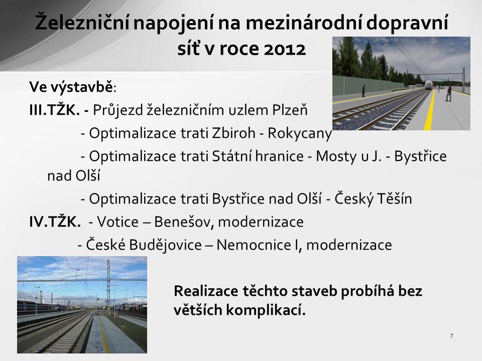 8 Nová dopravní a technická legislativa