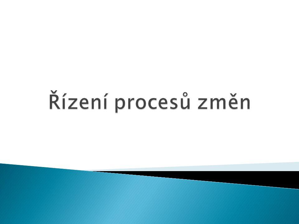  Vlastník procesu – člověk odpovědný za efektivnost tohoto procesu, jde o mezifunkční odpovědnost.