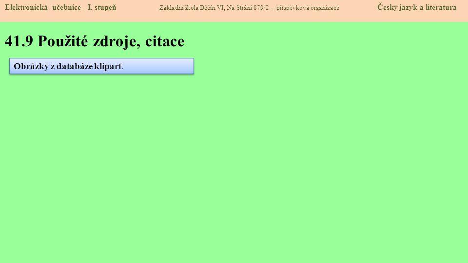 41.10 Anotace Elektronická učebnice - I.