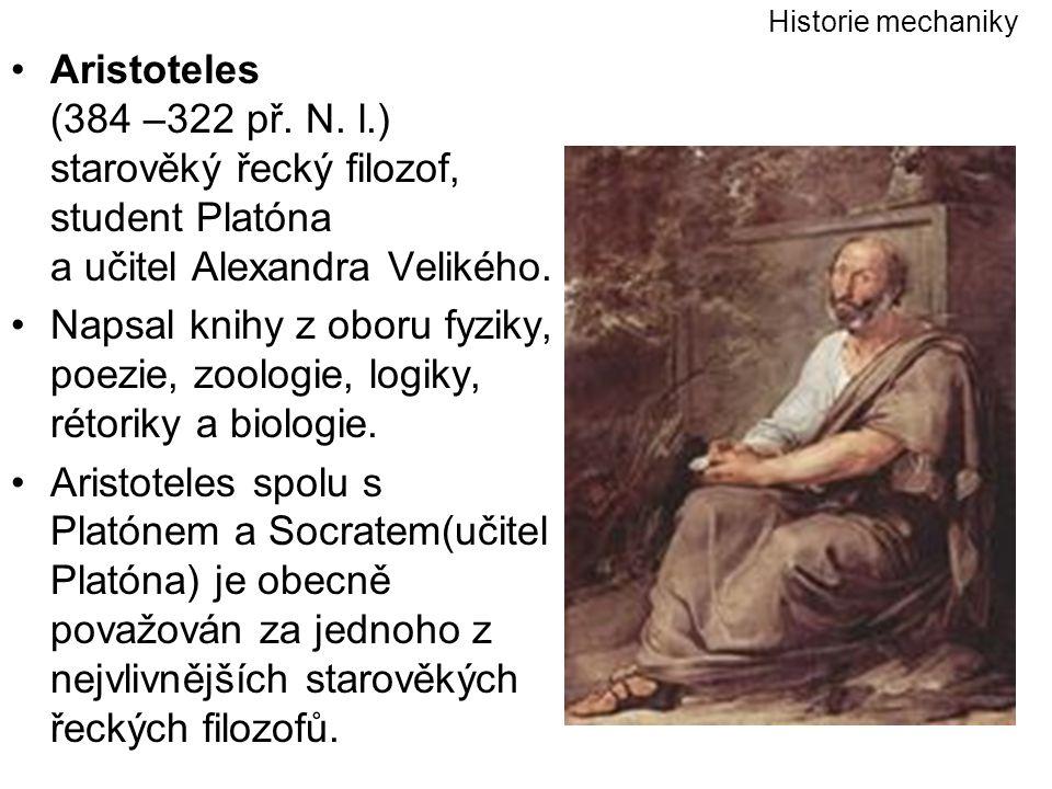 Prvním, kdo toto pravidlo zpochybnil, byl italský hvězdář a myslitel Galileo Galilei.