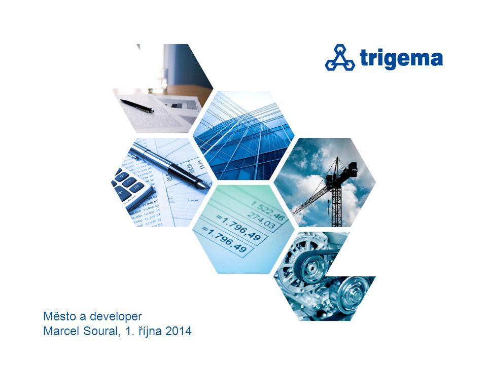 TRIGEMA a.s.| realizované projekty 12 2Barevné Letňany I.