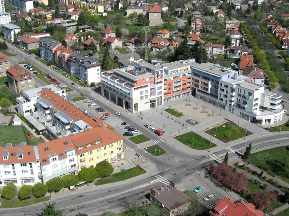 TRIGEMA a.s. | realizované projekty 3 2Barevné Letňany I.