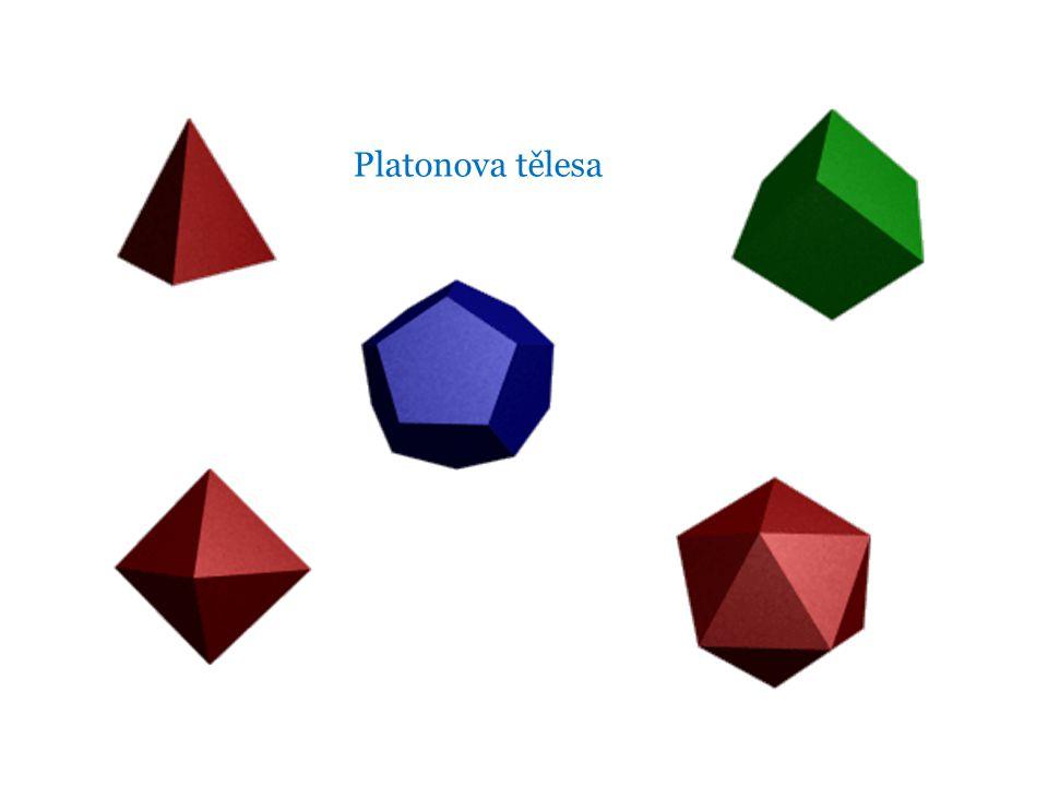 Platonova tělesa