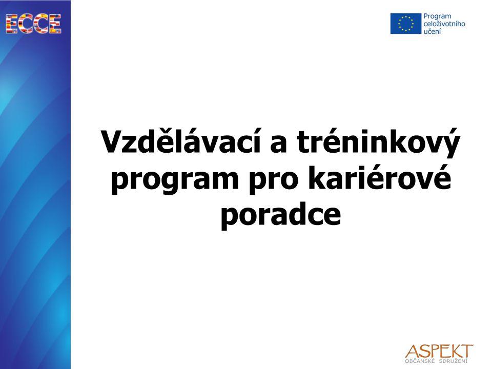 Vzdělávací a tréninkový program pro kariérové poradce