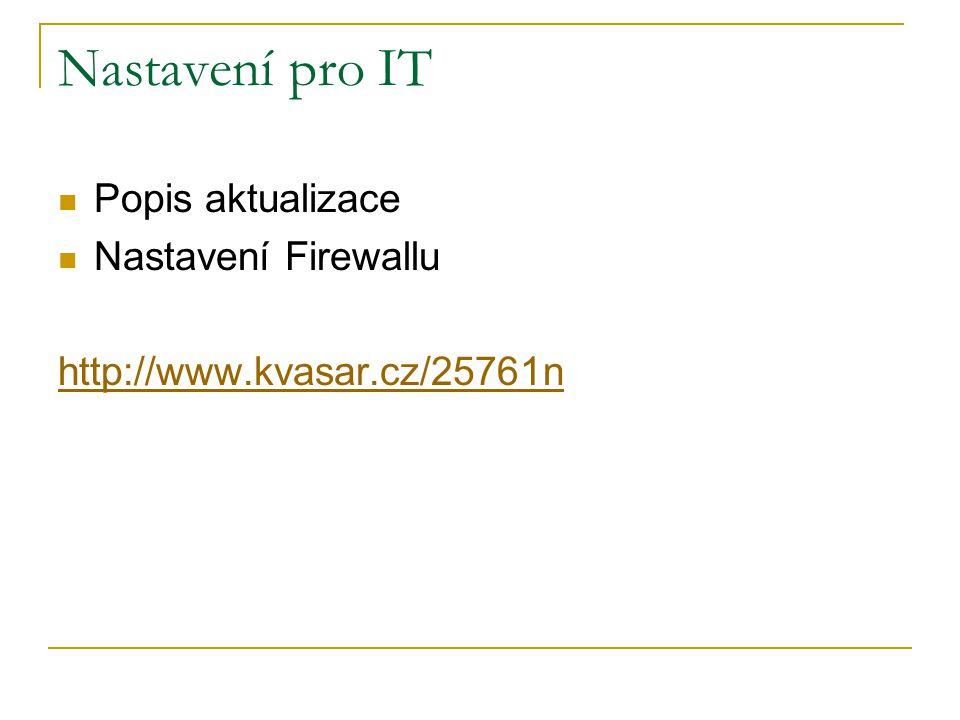 Export do ISPOPu Exportní funkce Výstup z exportu Kontrola validity hlášení  Formální  Online ISPOP  Online Kvasar Převod do PDF  Rozdíly Acrobat Reader verze 9 a verze X (další strana…)