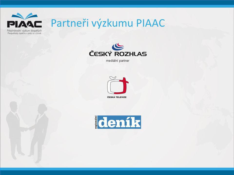 Další zviditelnění výzkumu  Webové stránky DZS: www.piaac.cz  Facebook: facebook.com/piaac.cz  DZS, SCaC
