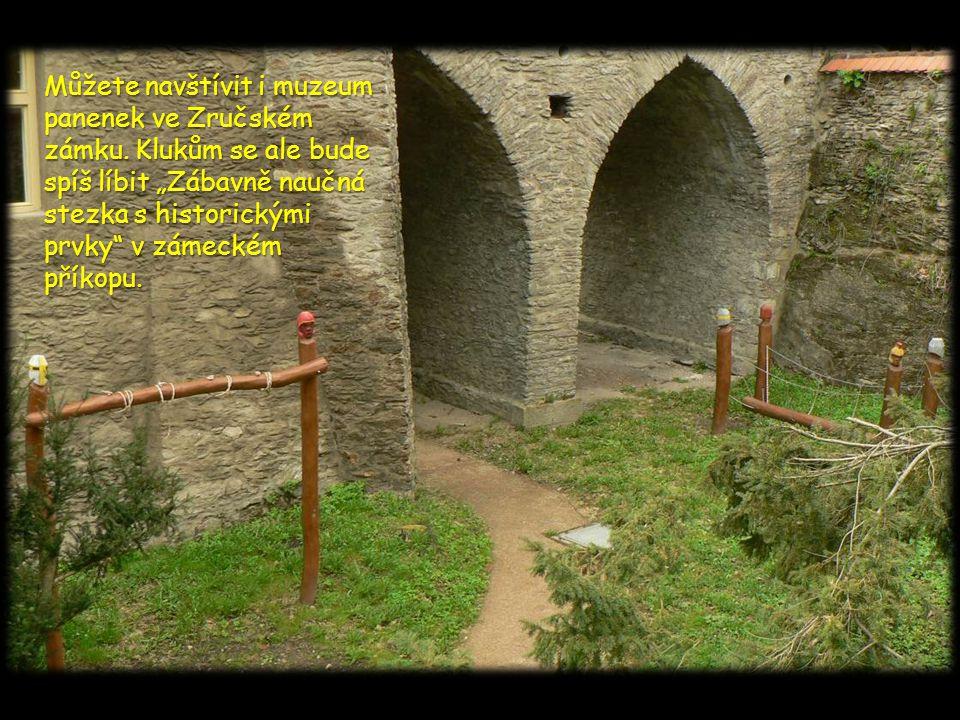 Další zajímavou cenou jsou, pro tři výherce, tři vstupenky na hrad Český Šternberk.