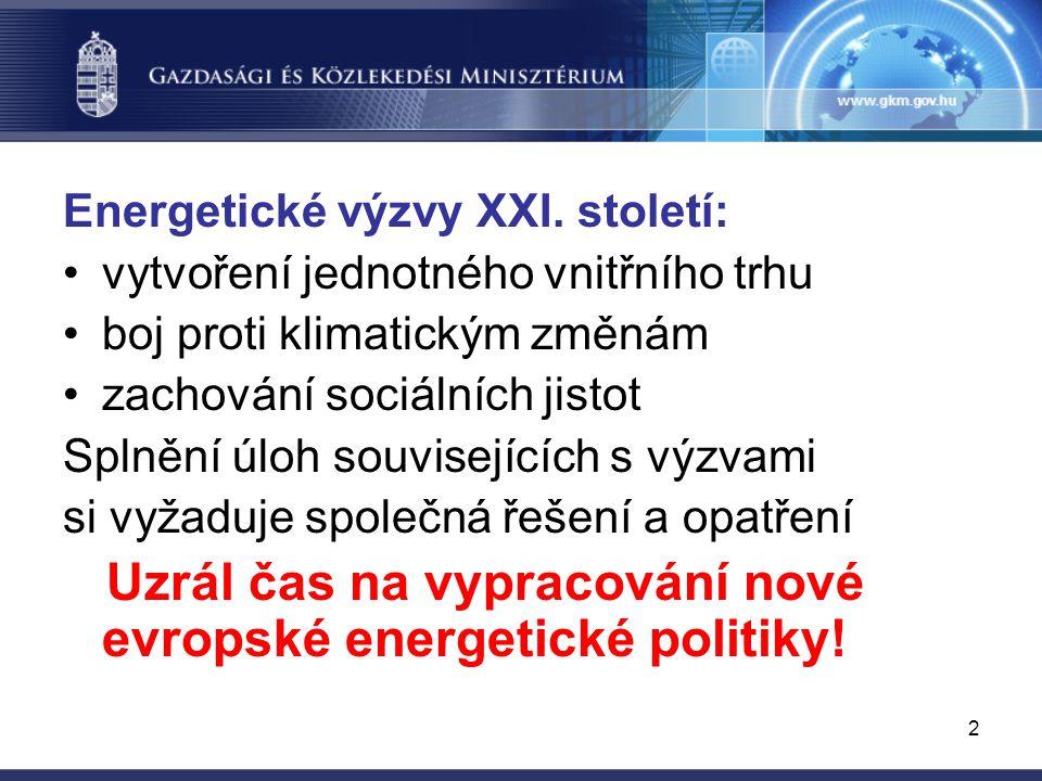 2 Energetické výzvy XXI.